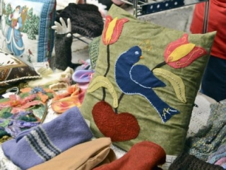 Fabric art 7121