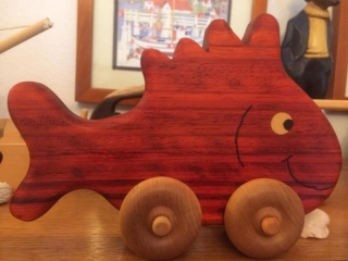 Wooden toy 2